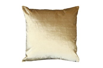 Accent Pillow-Lustrous Gold 20X20