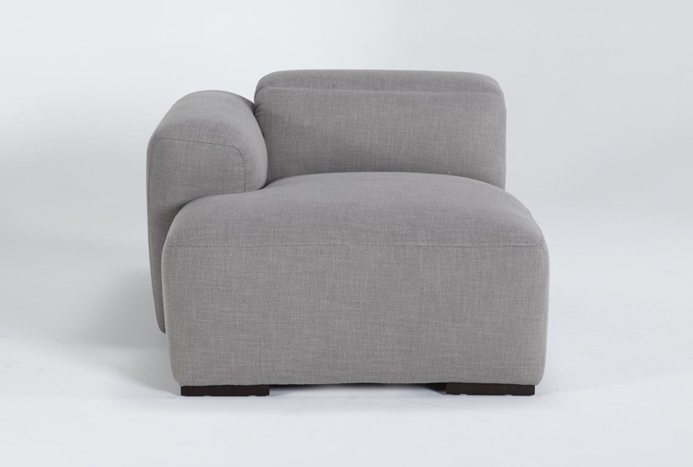 Morro Bay Left Arm Facing Chaise With Power Back And Power Headrest