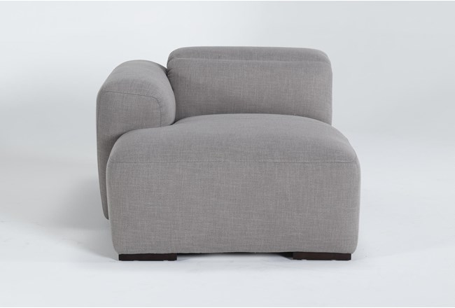 Morro Bay Left Arm Facing Chaise With Power Back And Power Headrest - 360