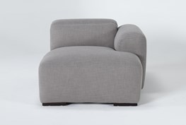 Morro Bay Right Arm Facing Chaise With Power Back And Power Headrest