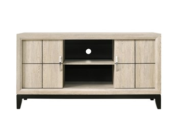 """Finley White 55"""" Tv Stand"""