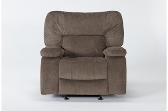 Chadrick Brown Glider Recliner