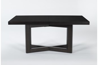 Armani Rectangle Extension Dining Table