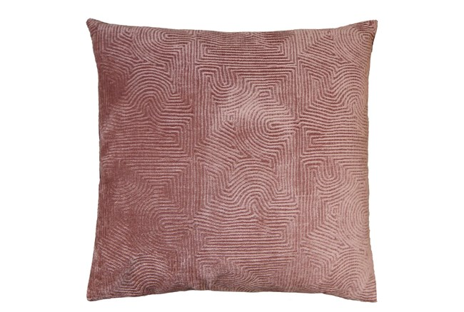 Accent Pillow - Yang Wisteria 22 X 22 - 360