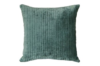Accent Pillow - Channels Kale  20 X 20