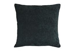 Accent Pillow - Oxford Dark Green 22 X 22
