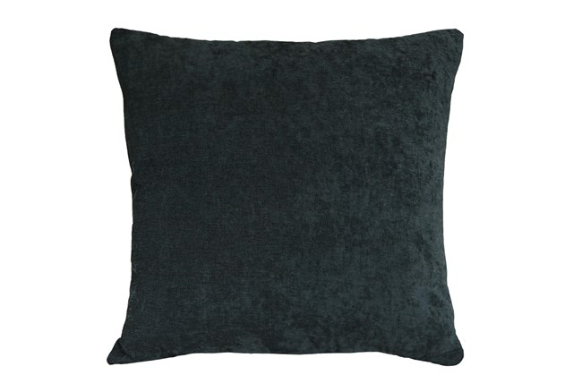 Accent Pillow - Oxford Dark Green 22 X 22 - 360