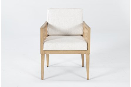 Natural Cane Accent Chair By Nate Berkus And Jeremiah Brent - Main