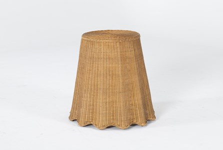 Natural Woven Accent Table By Nate Berkus And Jeremiah Brent - Main