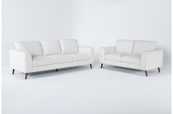 Casper 2 Piece Living Room Set