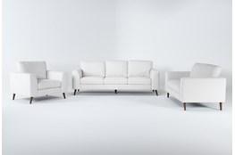 Casper 3 Piece Living Room Set
