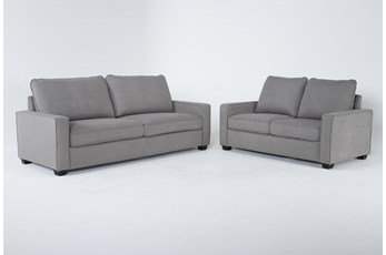 Reid Malta 2 Piece Living Room Set