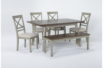 Fairhaven 6 Piece Dining Set