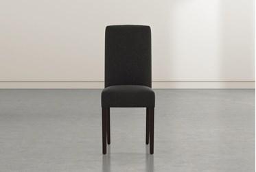 Garten Flint Dining Side Chair With Espresso Finish Set Of 2