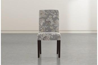 Garten Granite Dining Side Chair With Espresso Finish Set Of 2