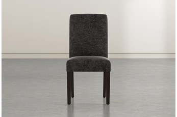 Garten Midnight Dining Side Chair With Espresso Finish Set Of 2