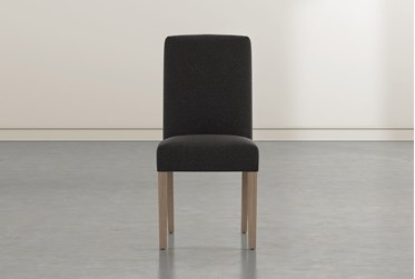 Garten Flint Dining Side Chair With Greywash Finish Set Of 2