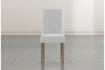 Garten Grey Dining Side Chair With Greywash Finish Set Of 2