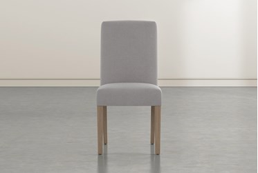 Garten Ash Dining Side Chair With Greywash Finish Set Of 2