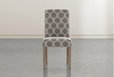 Garten Dove Dining Side Chair With Greywash Finish Set Of 2