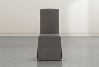 Garten Bark Skirted Dining Side Chairs Set Of 2
