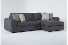 """Edinburgh 2 Piece 110"""" Sectional With Right Arm Facing Chaise"""
