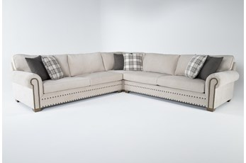"Chesney 3 Piece 130"" Sectional"