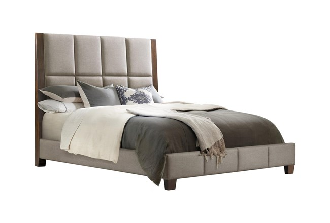Avalon Queen Panel Bed - 360