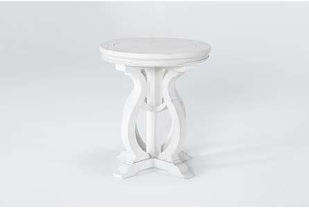 Martin Round End Table - Main