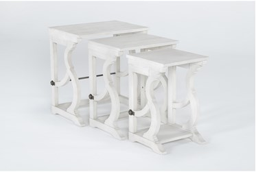 Martin Nesting End Tables