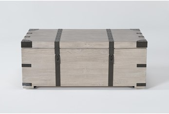 Mead Trunk Coffee Table
