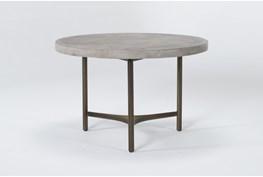 Stratus Round Dining Table