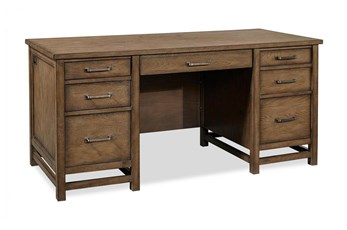 "Terrace Point 66"" Executive Desk"