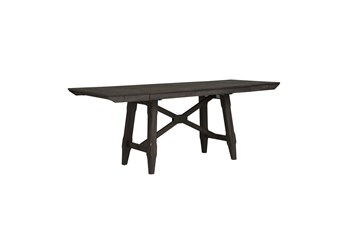 Double Bridge Top Extension Counter Table