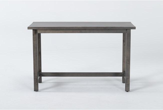"""Sparrow Grey 48"""" Desk - 360"""