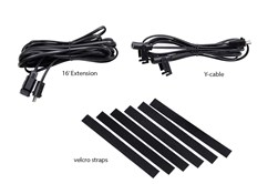 Freemotion Y Cable With 16 Foot Extension Cord