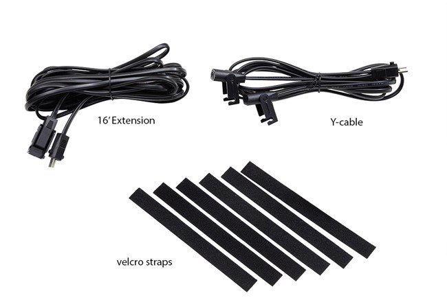 Freemotion Y Cable With 16 Foot Extension Cord - 360