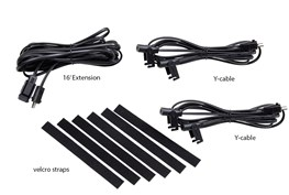 Freemotion Set of 2 Y Cables With 16Ft Extension Cord