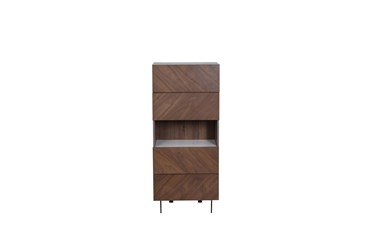 4 Drawer Tall Cabinet