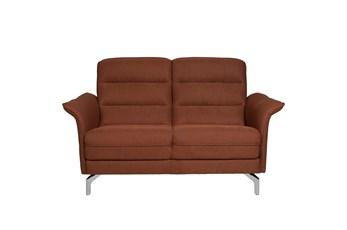 """Orange 2 Seater 57"""" Sofa"""