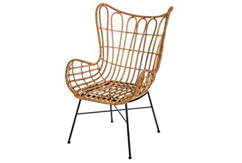 Woven Butterfly Chair
