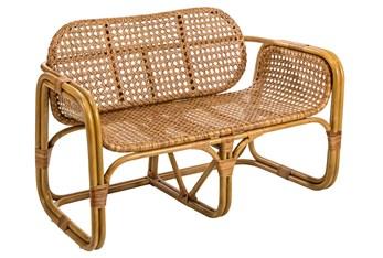 Rattan 2-Seater Sofa