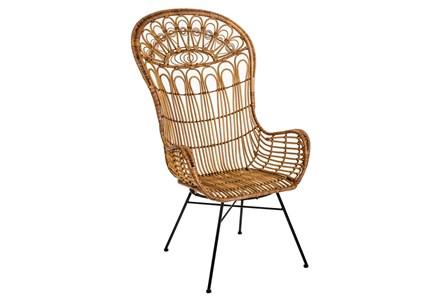 Rattan Peacock Chair - Main