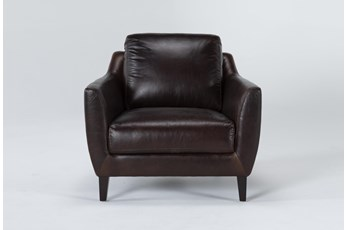 Gigi II Leather Chair