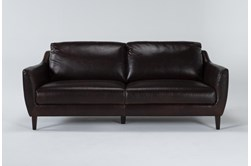 "Gigi II Leather 81"" Sofa"