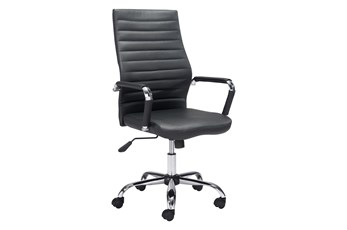 Primero Desk Chair Black