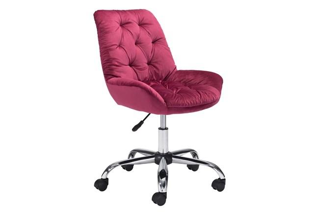 Loft Desk Chair Red - 360