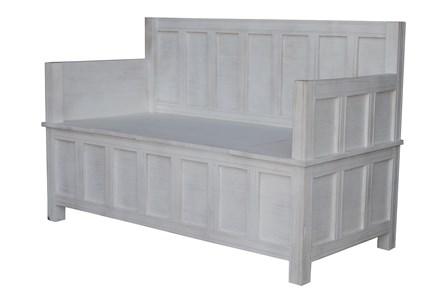 White Bench - Main