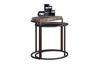 Morell Nesting End Table