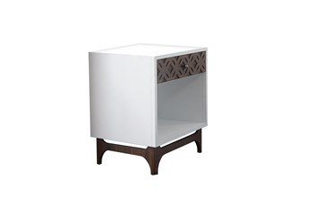 "Mirage Accent 26"" Nightstand"